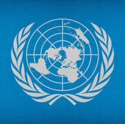 symbole de l'organisation des nations unies (ONU)