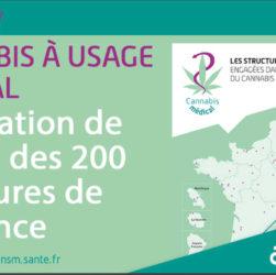 Image ANSM sur les structures de référence qui participent à l'expérimentation du cannabis thérapeutique